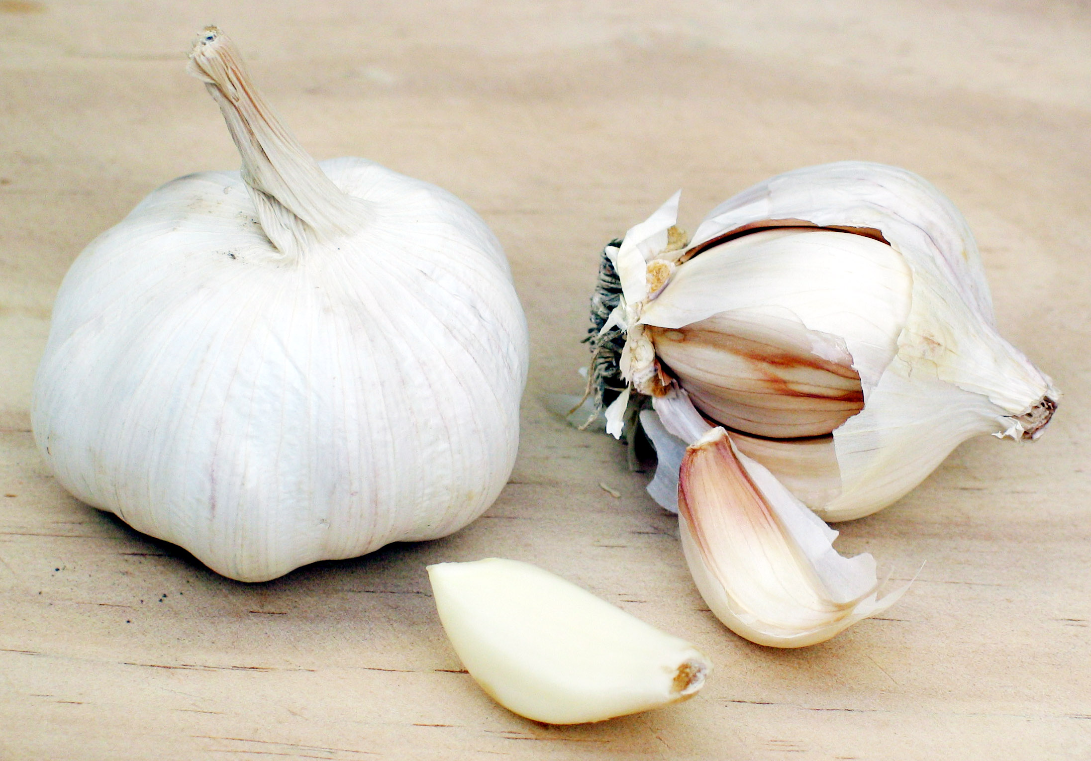 More Benefits in Garlic
